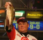 Jerry Green enjoyed a phenomenal year on the EverStart Series and also posted a top-10 on the FLW Tour.
