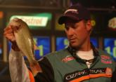 Andy Morgan took sixth place at the EverStart Championship but bemoaned the tough bite on Pickwick.