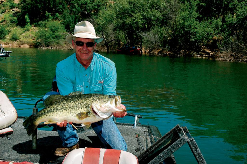 2006 hottest bass fishing destinations flw fishing articles for Best bass fishing lakes in texas