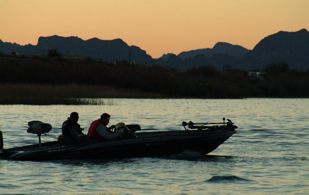 Youngster On Verge Of History At Lake Havasu Flw Fishing