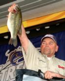 Patrick Clement of Anderson, Calif., caught two nice bass weighing 6 pounds, 10 ounces and finished second for the pros with a final weight of 14 pounds, 15 ounces.