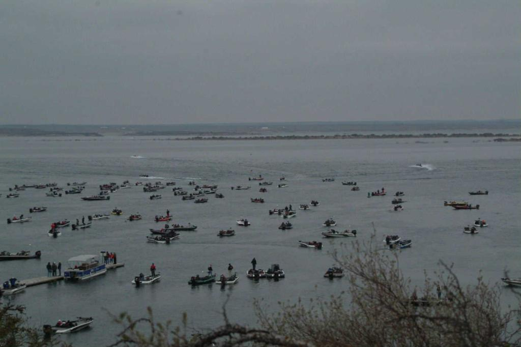 Stren series preview texas division flw fishing articles for Lake amistad fishing