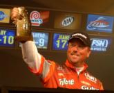 David Walker of Sevierville, Tenn., finished fourth with a final weight of 17 pounds, 2 ounces.