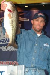 Pro Robert Lee of Angels Camp, Calif., finished in fourth place at the Clear Lake event.