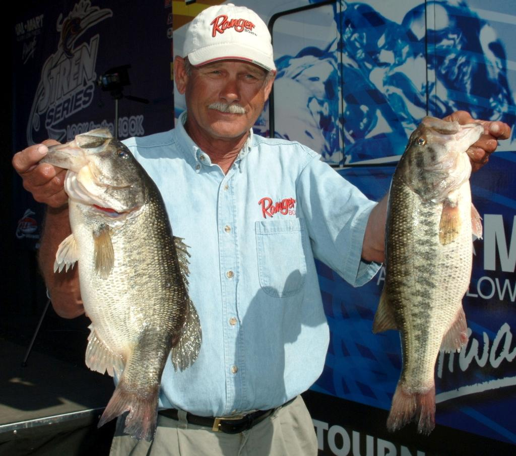Stren western reese reaching for western domination flw for Franks tract fishing report
