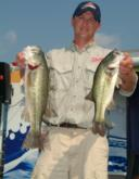 Ryan Park of Elizabeth Town, Pa., finished fifth with a two-day total of 24 pounds, 5 ounces.