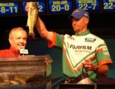 New Jersey angler Robert Soley landed in the sixth spot with a combined weight of 27 pounds, 4 ounces.
