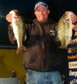 Pro Bobby Lane of Lakeland, Fla., is in second place with 16-4.