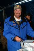 Pro Mark Shepard of Labelle, Fla., holds onto fifth place with 22-3.