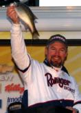 Phil Strader of Glide, Ore., rounded out the top five pro finishers with a four-day weight of 42 pounds even. He caught a limit weighing 9 pounds, 5 ounces Saturday.