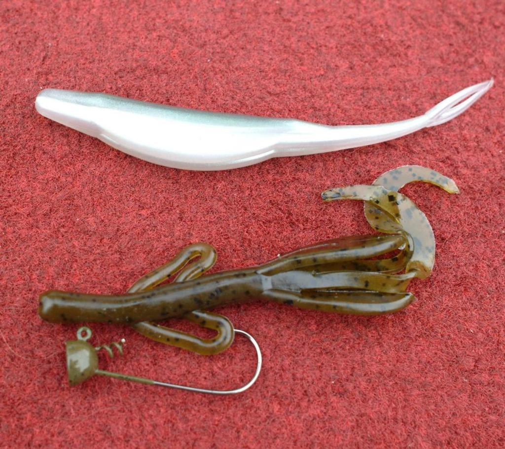 Bush Hog Lures