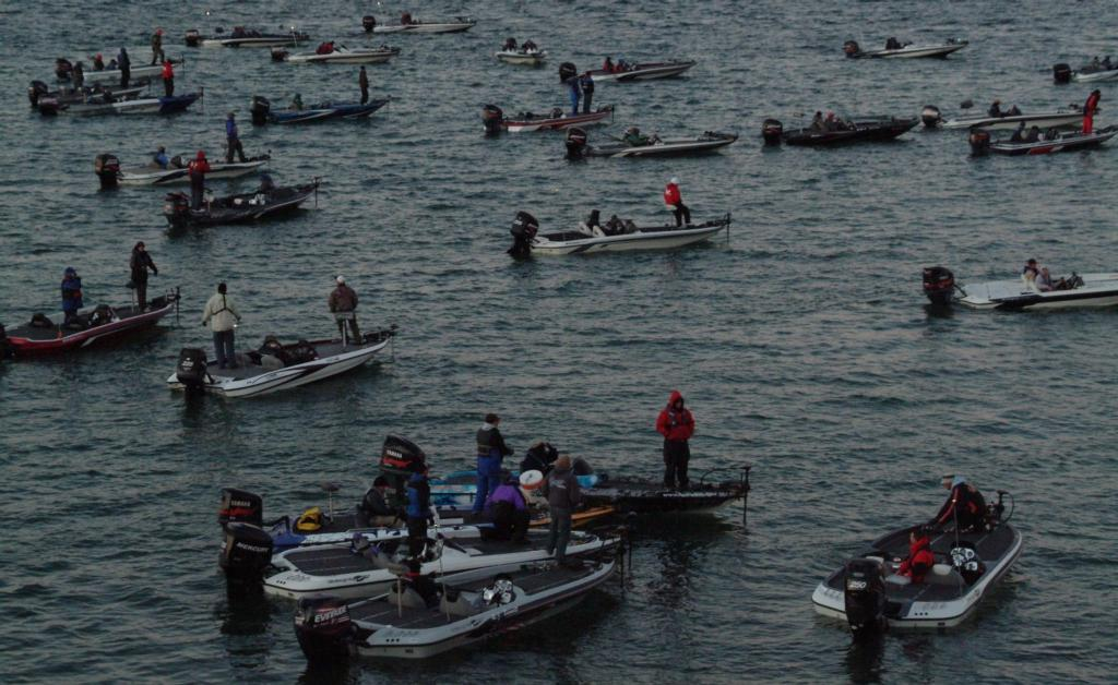 Day of reckoning flw fishing articles for Lake havasu fishing report