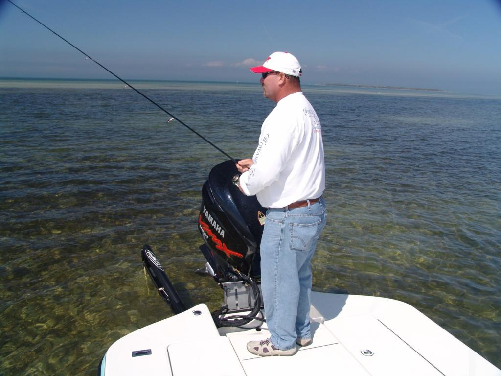 Go ahead and stop flw fishing articles for Power pole fishing