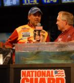 Folgers pro Scott Suggs ended up fifth with 20 pounds, 4 ounces.