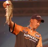Andy Morgan grinded past Jay Yelas for the win with five fish for 8 pounds.