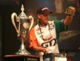 Mike Surman is one of three Castrol team members who made it to the top 10 at this week