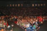A look at part of the huge crowd that packed Summit Arena to watch local Scott Suggs win $1 million as the Forrest Wood Cup champion.