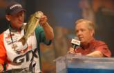 Castrol pro Mike Surman of Boca Raton, Fla., finished fourth with a two-day total of 9 pounds, 14 ounces worth $60,000.