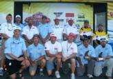 Shown here are the anglers who qualified for the 2008 TBF National Championship via the Mid-Atlantic Divisional.