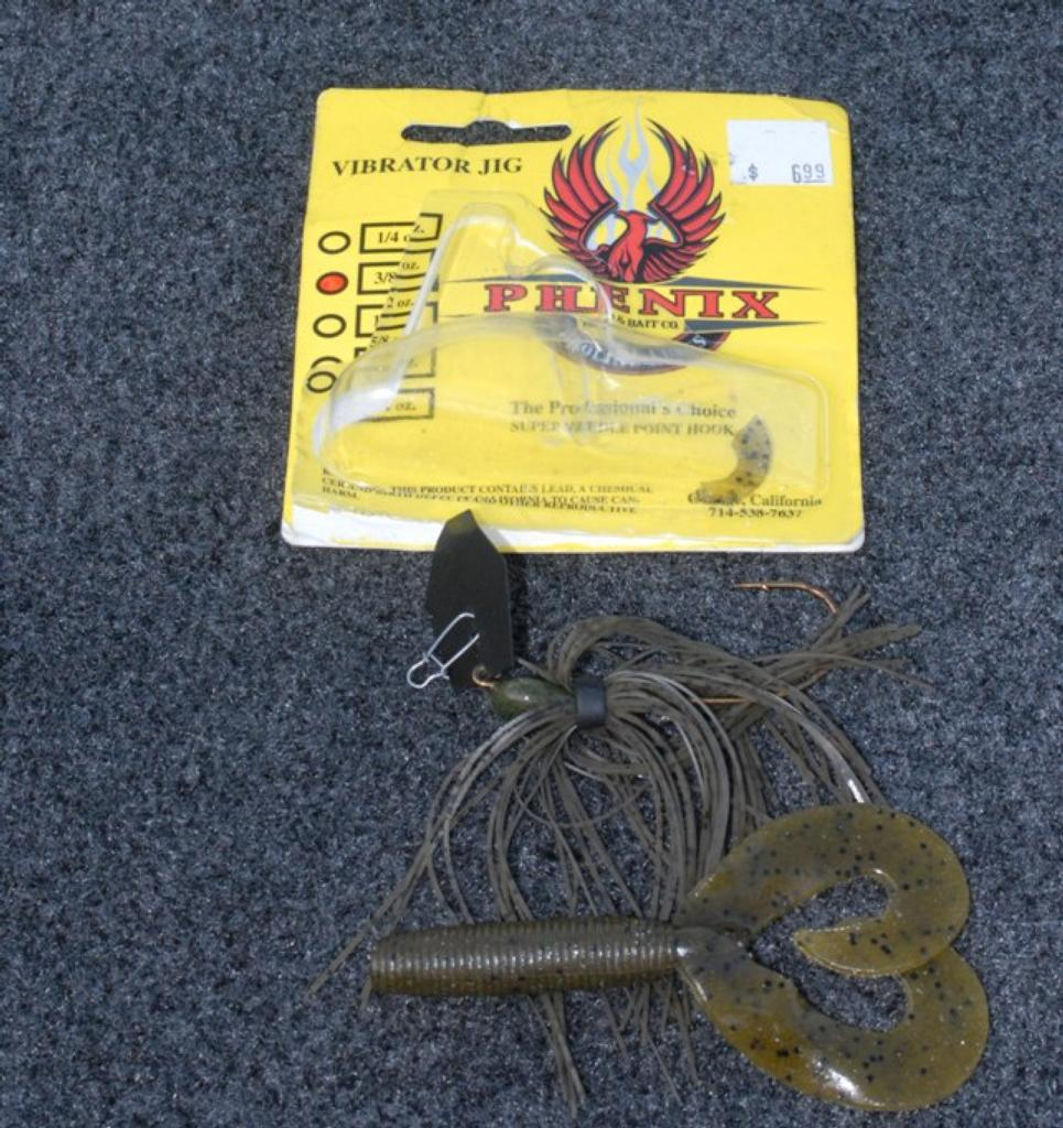 Phoenix vibrator jig