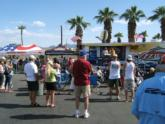 A look at Lake Havasu Marina, takeoff and weigh-in site for the 2008 TBF Western Divisional.