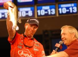 Berkley pro Glenn Browne of Ocala, Fla., sight-fished his way into fifth place this week with a two-day total of 20 pounds, 6 ounces worth $30,000.