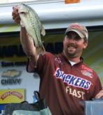 Day-two and day-three leader Nate Wellman ultimately finished third with a combined catch of 60 pounds, 4 ounces.