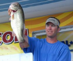 Randy Haynes saved the best for last on day four bringing in a whopping 22 pounds, 11 ounces for the win.
