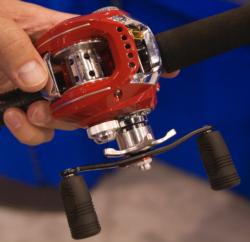 Daiwa Special Edition Hyper-Speed TD Zillion