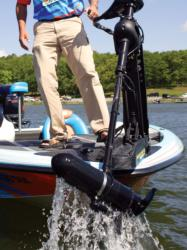 There are many factors to considering when deciding on the right trolling motor.