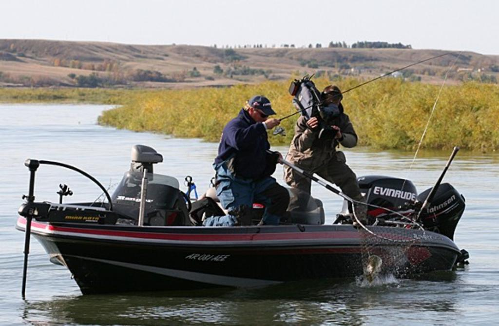 Pundits picks walleye missouri river flw fishing articles for Walleye fishing in missouri
