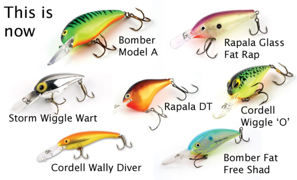 Full Contact Contour Trolling Flw Fishing Articles