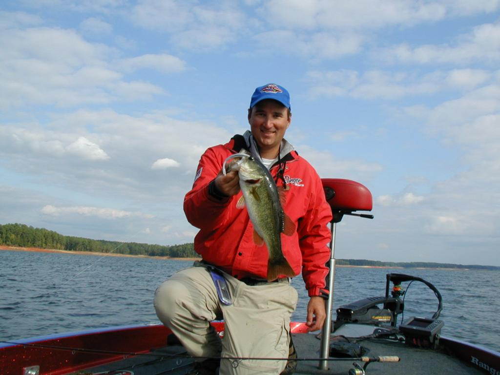Living the Dream: Clarks Hill, Part 2 - FLW Fishing: Articles