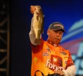 Tom Mann, Jr., of Buford, Ga., finished fifth with a two-day total of 29 pounds, 13 ounces for $30,000.