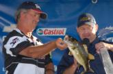 Pro Joseph Kremer of Osteen, Fla., finished third with a three-day total of 38 pounds, 9 ounces and collected $7,787.