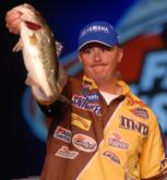 Scott Canterbury scored his second top 10 in a row in 2009 at Table Rock Lake, finishing third.
