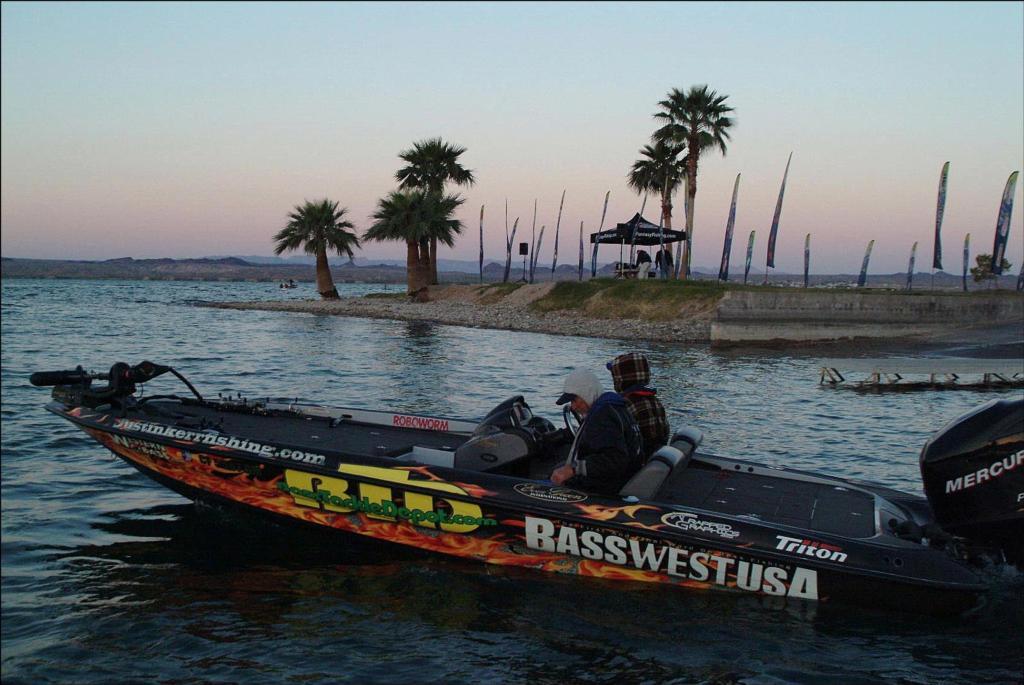 Last Hurrah On Lake Havasu Flw Fishing Articles