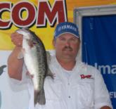 Another well-known Santee Cooper local, Chuck Howard of Elloree, S.C., finished fifth with a three-day total of 44 pounds, 9 ounces.