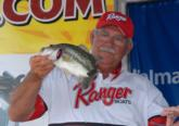 Santee Cooper legend Ken Ellis of Bowman, S.C., finished third with a three-day total of 45 pounds, 2 ounces.