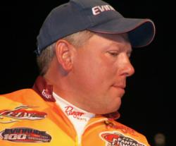 Hutchinson, Minn., pro Tony Renner finished the 2009 FLW Walleye Tour Championship in second place.