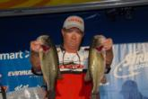 Pro Robert Robinson of Mobile, Ala., rounded out the top five in the Pro Division with a five-bass limit weighing 16 pounds, 9 ounces.