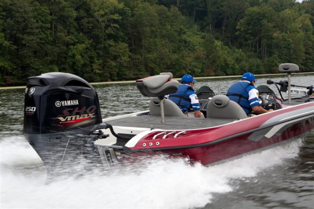 Sneak peak new yamaha v max sho flw fishing articles for Yamaha vmax outboard review