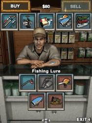 Mobile FLW Outdoors Bass Fishing Game Buy/Sell screenshot