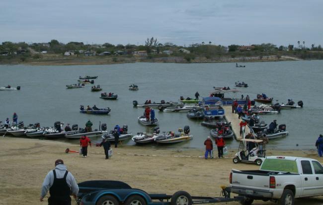 Flw fishing latest tips bass tournament fishing for Falcon lake fishing