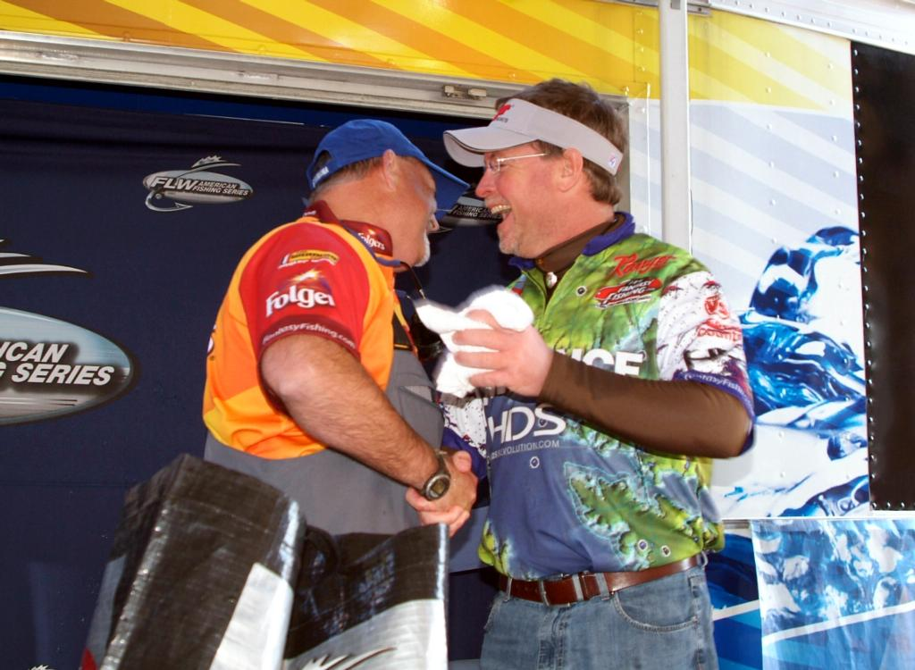 Honeycutt has done it again flw fishing articles for Standley lake fishing