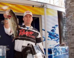 Pro Charles Bebber placed third at stop No. 2 on the 2010 AFS Texas Division schedule.