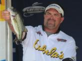 Chad Prough of Chipley, Fla., finished fourth with a three-day total of 48-4.