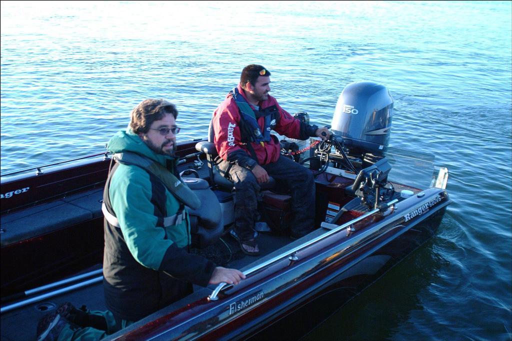 On Oahe Flw Fishing Articles