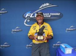 Co-angler Chuck Hasty of Toledo, Ohio, recorded a 20-pound, 2-ounce catch to win the BFL Michigan Division event on the Detroit River. For his efforts, Hasty earned over $1,700 in winnings.