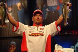 2010 BFL All-American winner Troy Morrow turned in a surprising performance, qualifying for the finals of the 2010 Forrest Wood Cup in sixth place overall.